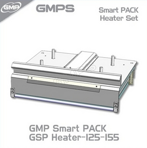 GMP Smart PACK Heater Set (125155 Heater + Guide)