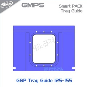 GMP Smart PACK (GSP-125155 Tray Guide)
