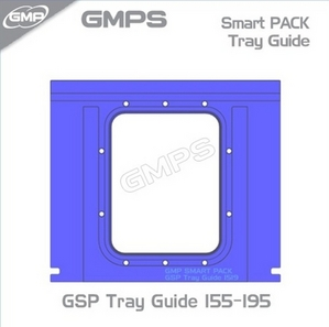 GMP Smart PACK (GSP-155195 Tray Guide)